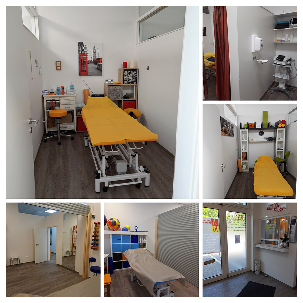 Einrichtung - Andrea Wernecke Physiotherapie in 46485 Wesel